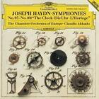 Sinfonien 93 & 101 von COE,Claudio Abbado (2015)