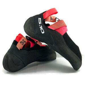 Details about adidas Five Ten 5.10 Hiangle Climbing Women's Shoes Core Black Pink Gym FV6608