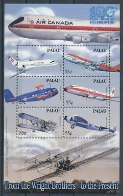 Palau Inseln Klbg 300579 Nr.2259-2264** Flugzeuge
