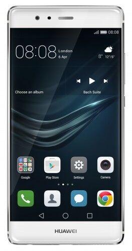 Huawei 51090FXK P9 Mystic Silver ~E~