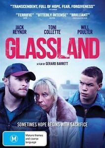 Glassland-DVD-Toni-Collette-Will-Poulter-Region-4-NEW-SEALED