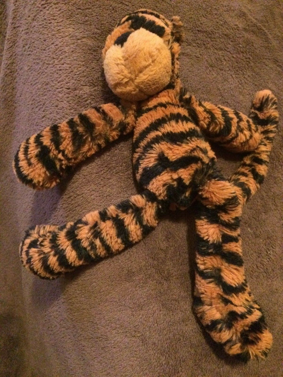 JELLYCAT  MERRYDAY TIGER ULTRA RARE SIZE APPROX 13 INCHES
