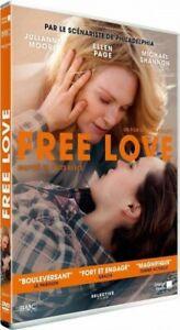 Free-Love-Julianne-Moore-Ellen-Pagina-Steve-Carell-DVD-Nuevo