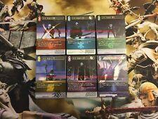3X Shiva Opus VIII Rare Card # 8-032R Final Fantasy TCG