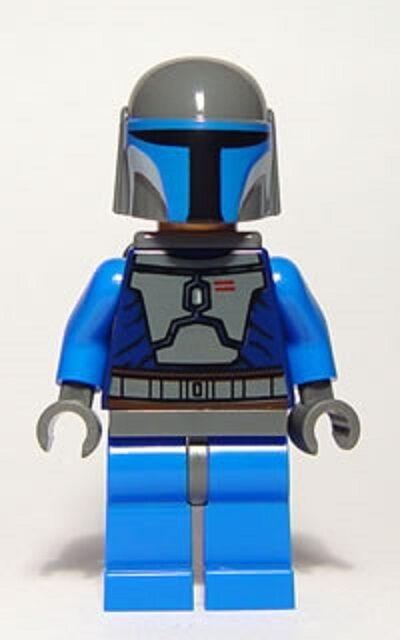 LEGO STAR WARS - MANDALORIAN FIGURE + FREE GIFT - 7914 - FAST - BESTPRICE - NEW