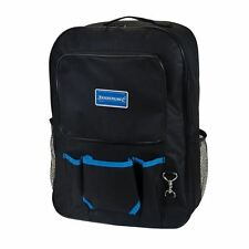 Silverline Tool Back Pack Work Rucksack Bag Multi Pockets Ballistic Nylon 228553