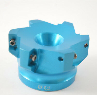 BAP 400R-50-22-4F Al CNC Indexable Face End Mill Cutter For APMT APKT1604 Insert