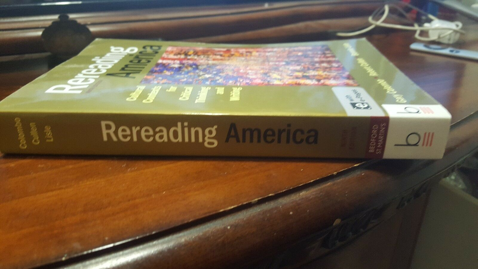 Rereading america cultural contexts for critical thinking and rereading america cultural contexts for critical thinking and writing by bonnie lisle gary colombo and robert cullen 2013 paperback 9th edition fandeluxe Image collections