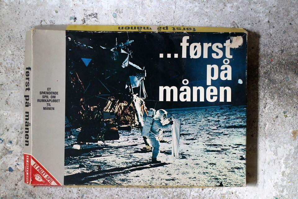 Først på Månen, Space, brætspil