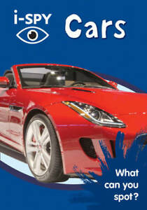 i-SPY-Cars-What-can-you-spot-Collins-Michelin-i-SPY-Guides-i-SPY-New-Book
