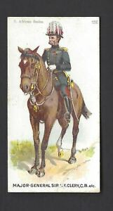 GALLAHER-THE-SOUTH-AFRICAN-SERIES-128-MAJOR-GENERAL-CLERY