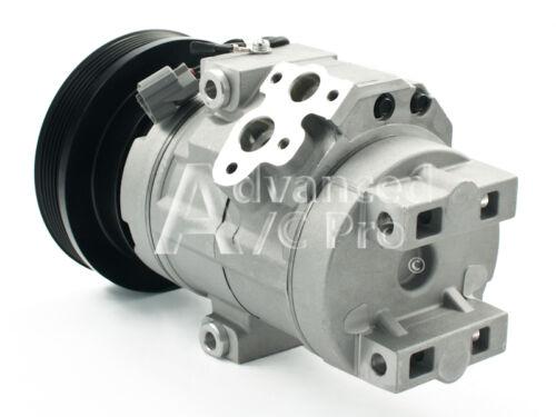 A//C Compressor Fits; 2003 03 2004 04 Honda Pilot V6 3.5L Replaces 38900-P8F-A01