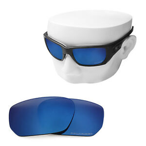 638cb6aba22 Image is loading OOWLIT-Replacement-Sunglass-Lenses-for-Oakley-Style-Switch-