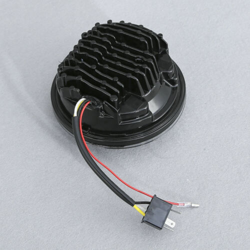 "5-3//4/"" Round Projector LED Light Lamp Headlight For Harley Street XG500 XG750"