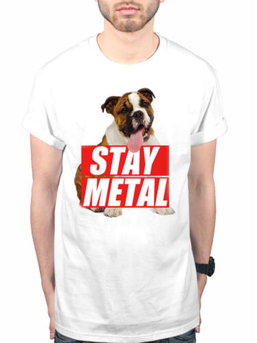 Official Miss May I Bull Dog Stay Metal T-Shirt New Deathless I.H.E Warped Tour