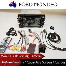 "7"" Car DVD GPS Navigation Hear Unit For Ford Mondeo 2007-2014 MA MB MC"