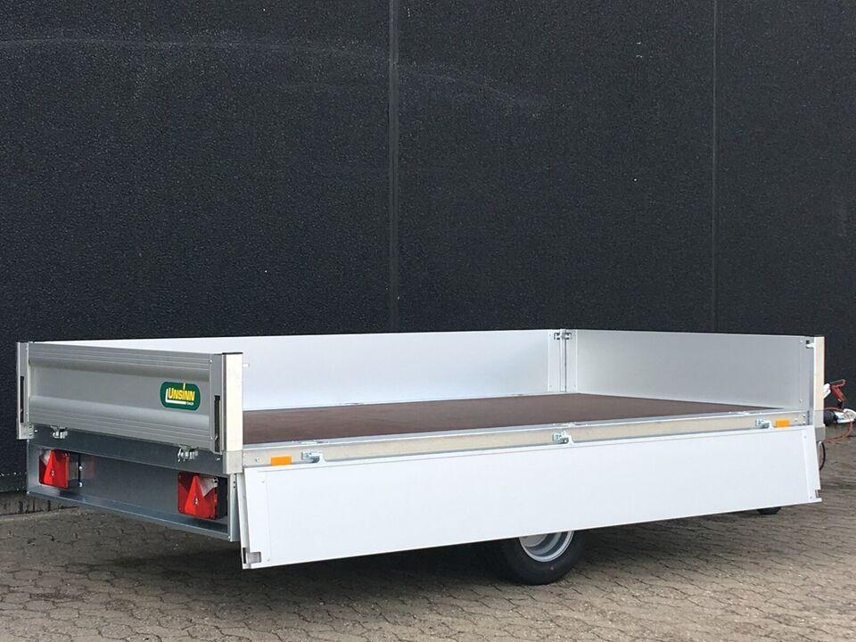 Tilbud på 1-akslet Unsinn trailer - 276 x 150 x...