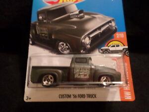Hw Hot Wheels 2017 Hw Hot Trucks 2 10 Custom 56 Ford Truck