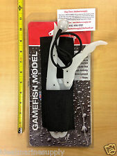 """The Fish Grip Gripper 10"""" Glow With Holster Kayak or Wade Fishing. Floats. New"""