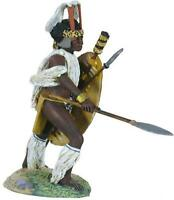 BRITAINS SOLDIERS 20137 - Zulu uMbonambi Regiment Thrust No.1