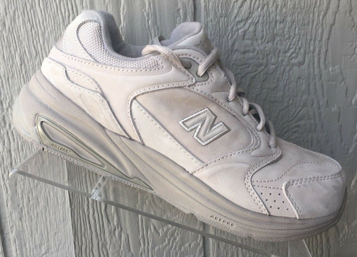 Womens New Balance 927 Abzorb Leather shoes Size 9.5 Wide