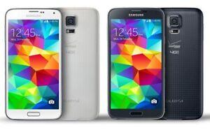Samsung-S5-G900A-16gb-Black-White-Gold-4G-LTE-GSM-Unlocked-Smartphone
