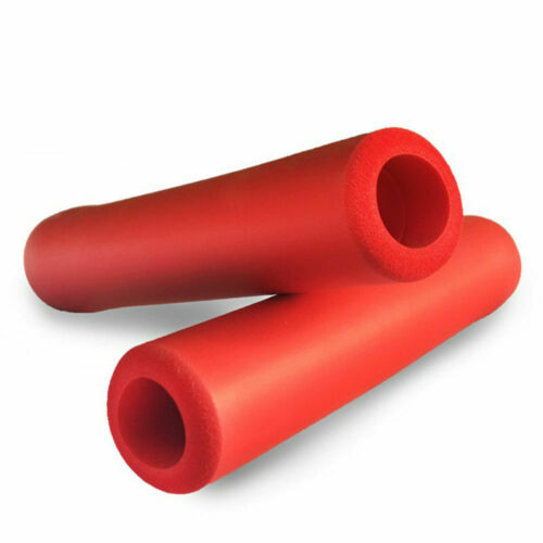 Racing Bike Bicycle Slip-Proof Handle Bar Foam Sponge Nonslip Grip Cover 2PCS