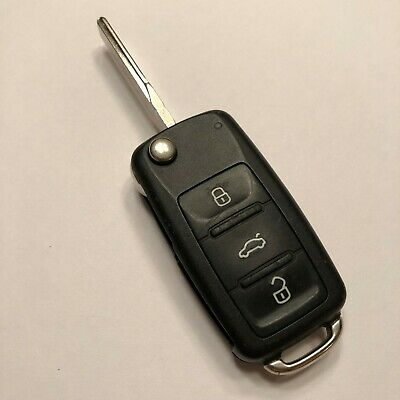 OEM VW Volkswagen 4 Button Keyless Entry Remote Key Transmitter Fob 5K0837202AE
