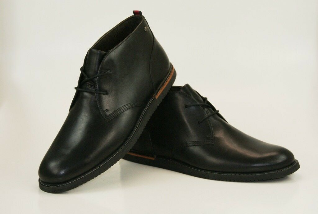 Chukka Boots Lace up Men Shoes