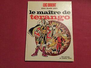 Paape-Luc-Orient-n-3-le-maitre-de-Terango-EDITION-ORIGINALE-excellent-etat