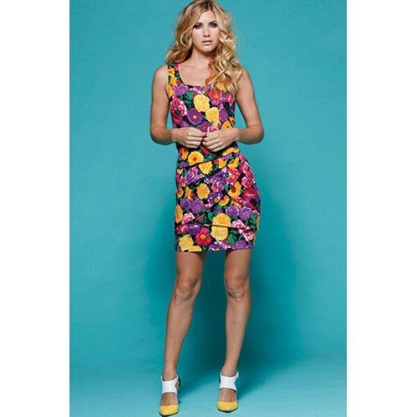PINK RUBY - Flora & Peplum Dress size 8 Clearance BNWT