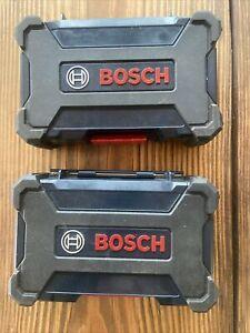 bosch custom bit case 2 pieces