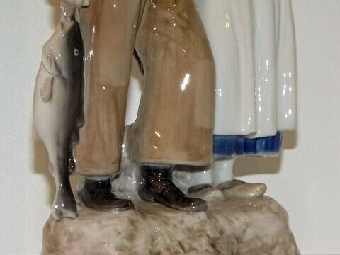 Porcelæn, Stor Bing & Grøndahl
