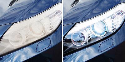 Headlight cleaner restore lens repair headlight repair