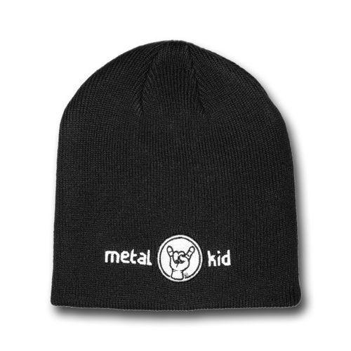 Strickmütze Metal Kid Heavy Metal Beanie Kindermütze