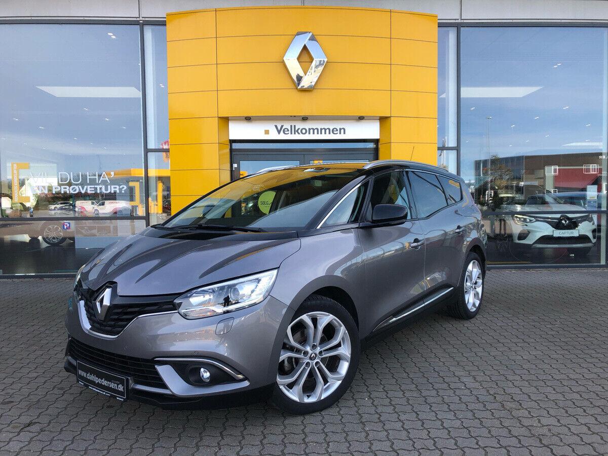 Renault Grand Scenic IV 1,5 dCi 110 Zen EDC 7prs 5d