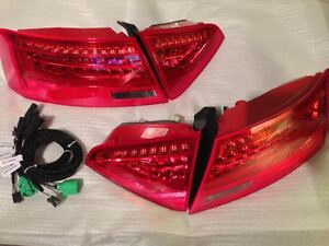Audi-A5-S5-RS5-2011-Facelift-LED-Tail-Light-Retrofit-Wiring-Loom-Adapters
