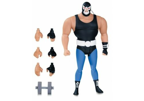 DC The Animated Series Batman Bane action figure