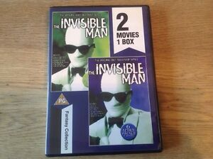 The Invisible Man The Original Cult TV Series Volumes 1 amp 2 DVD - Cardiff, United Kingdom - The Invisible Man The Original Cult TV Series Volumes 1 amp 2 DVD - Cardiff, United Kingdom