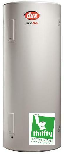 New Dux Proflo Electric 400L Hot Water Heater 400S1 7 Year Warranty