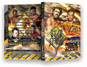 CZW-Wrestling-High-Stakes-2014-DVD-Combat-Zone-Drew-Gulak-AR-Fox-Masada