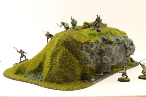 Great Rock Terrain Großer Berg mit Felswänden GG010 Gelände
