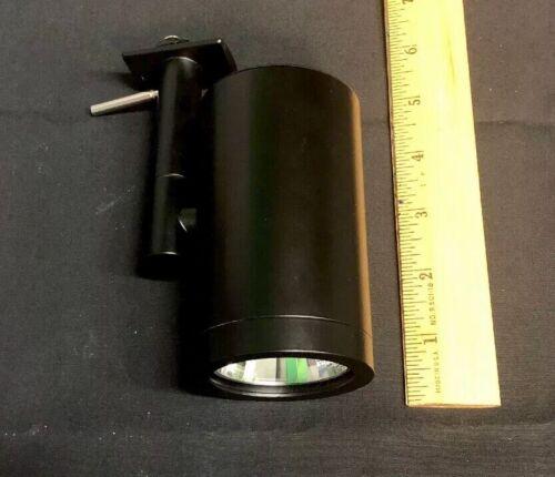 Lightolier LED Omnispot LED Cylinder Track Head 3000K  Flood Black 1000 Lumens