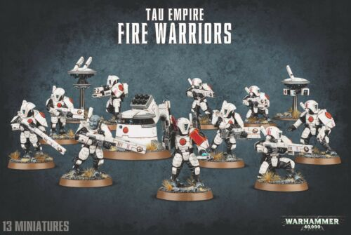 Warhammer 40K TAU Fire Warriors 56-06