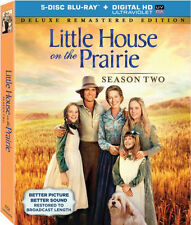 LITTLE HOUSE ON THE PRAIRIE: SEASON TWO 2 - BLU RAY - Region A