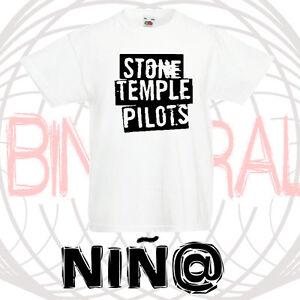 Temple Niño Pilots Ebay Stone Camiseta Niña pxtwHqW8