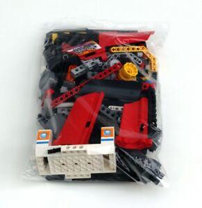Lego Technic Technik 5 Liftarme 4x4 Löcher #32348 rot NEUWARE
