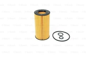 BOSCH Oil Filter Insert Fits MERCEDES GL E S M-Class X164 W211 4.0L 2006