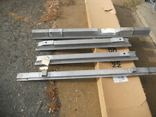 FORD SUPER DUTY BED FLOOR SUPPORT (4) CROSSMEMBERS RAILS RUST REPAIR KIT