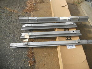 Ford Super Duty Bed Floor Support 4 Crossmembers Rails